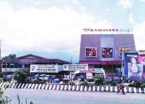 Bogor Tempo Doeloe #1 : Hotel De Bellevue, Bioskop Ramayana, Bogor Trade Mall