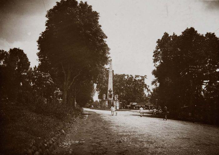 De Witte Paal - Taman Air Mancu