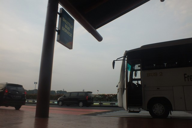 How to go directly to Bogor from Cengkareng International airport
