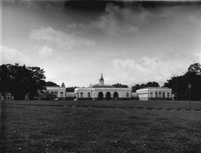 istana bogor 1900-1930