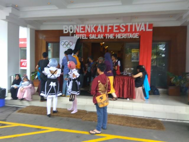 Bonenkai Festival Bogor