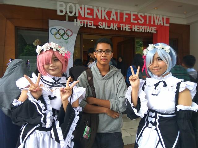 Hal-hal Menarik di Bonenkai Festival Bogor 2017
