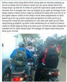 Kasihan Sekali Warga Kabupaten Bogor, Kok Mengeluh ke Kang Bima Arya?