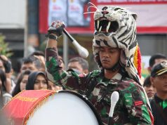 drum band Pusdikzi Bogor