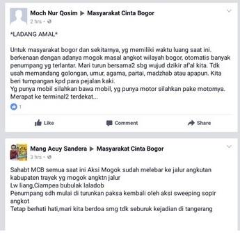 Kebersamaan dan Empati Masih Ada di Bogor