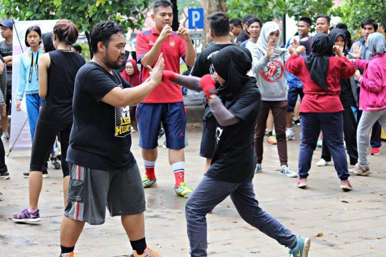 Belajar Muay Thai? Tidak Perlu Ke Thailand!