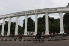 Makna Peribahasa Sunda di Tepas Lawang Salapan Dasakreta (DI NU KIWARI NGANCIK NU BIHARI SEJA AYEUNA SAMPEUREUN JAGA)