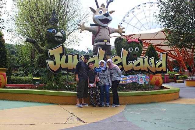"The Jungleland : ""Hutan"" Yang Sering Tertukar Dengan ""Hutan"" Lainnya di Bogor"