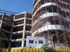 Melihat Sekilas Pembangunan Gedung Baru DPRD Kota Bogor