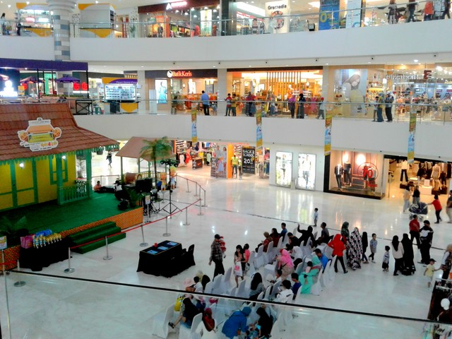 Cibinong City Mall - Pusat Perbelanjaan Terbesar di Bogor 04