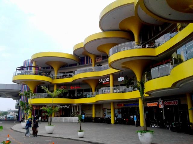 Cibinong City Mall – [Katanya] Mall Terbesar di Bogor