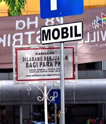 Kawasan Bebas PKL di Kota Bogor