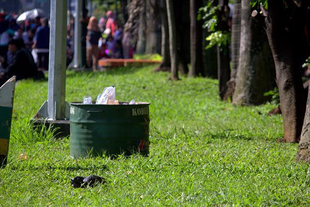 Masih Banyak Warga Bogor Yang Membuang Sampah di Tempat Yang Seharusnya d