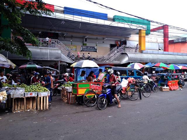 kawasan dilarang berjualan bagi PKL Bogor