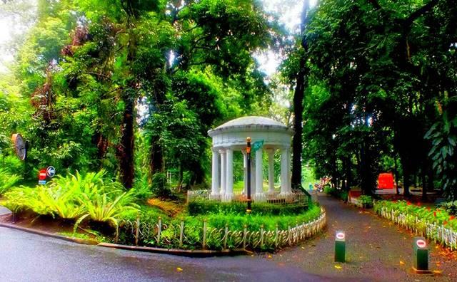 Bogor Tempo Doeloe#5 : Monumen Lady Raffles Setelah 100 Tahun