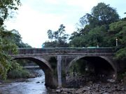 the view of sempur bridge 2