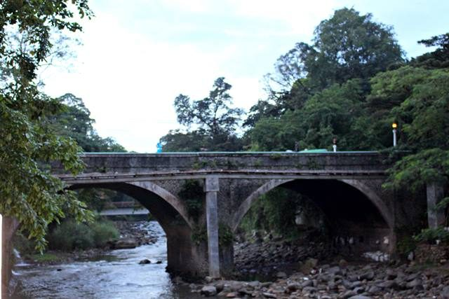 the view of sempur bridge 2