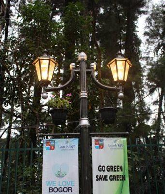 Bisakah Gerakan Go Green Terwujud di Kota Bogor