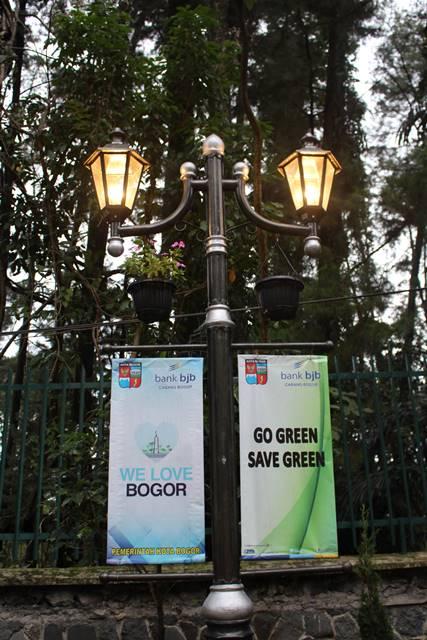 Tantangan Gerakan Go Green di Kota Bogor