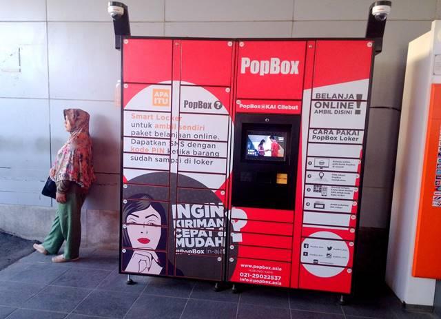 PopBox : Memudahkan Para Pecinta Belanja Online Bogor Untuk Menerima Paket Kiriman