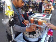 Baso atau Bakso Non Mangkok di Bogor