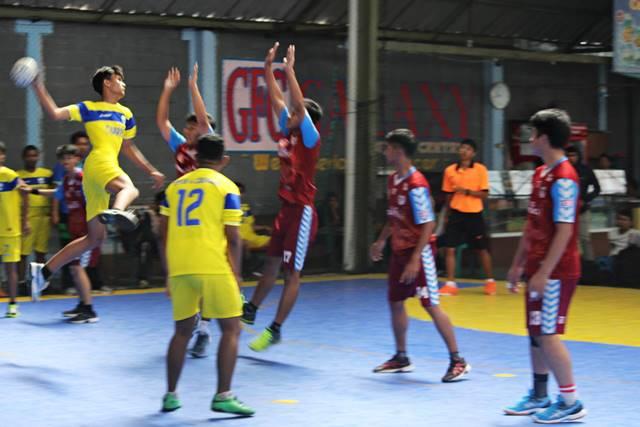 Ternyata Handball Bola Tangan Mulai populer di Bogor 3 - SMAN 4 CIBINONG