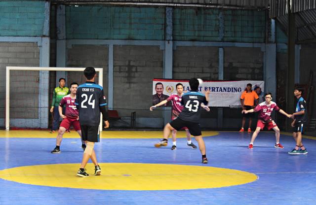 Ternyata Handball Bola Tangan Mulai populer di Bogor a