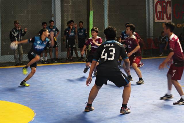 [Ternyata] Handball atau Bola Tangan Cukup Populer di Bogor
