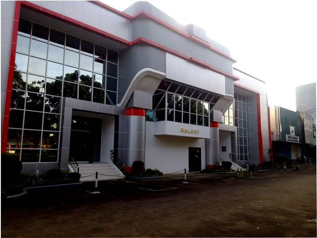 Galaxy Theater Bogor - dulu tempat elit anak muda Bogor nonton 2
