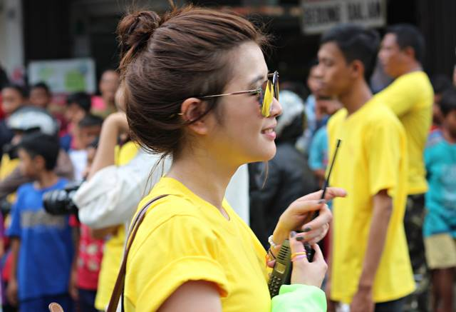 Cap Go Meh Bogor 2018 #4 : Warna-Warna Cantik Pemanis Bogor Street Festival