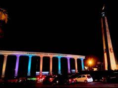 warna warni tepas lawang salapan di malam hari B