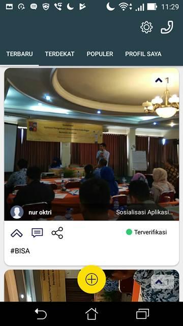 Aplikasi BISA Untuk Yang Hendak Mengajukan Keluhan Seputar Kota Bogor