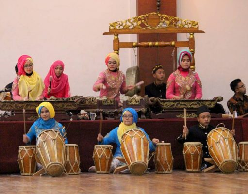 degung sundanese traditional musical ensemble A