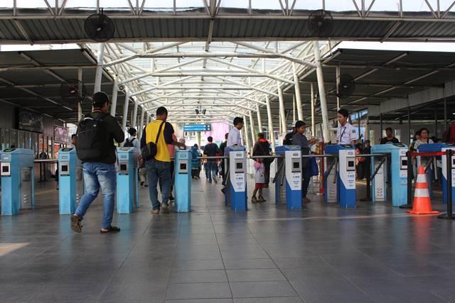 Cara Menuju Bekasi Dari Bogor Dengan Commuter Line 2
