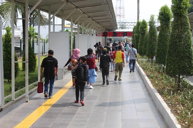 Cara Menuju Tangerang Dari Bogor Dengan Commuter Line 2