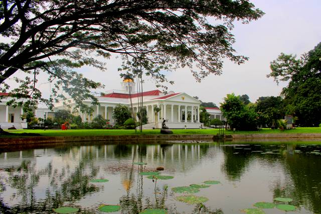 Galeri #3 : Spot dan Lokasi Menarik di Kebun Raya Bogor