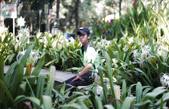 Seragam Baru Park Rangers, Para Penjaga Taman Kota Bogor