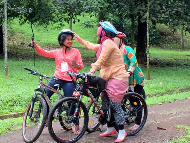 Tempat dan Cara Sewa Sepeda di Kebun Raya Bogor Untuk Yang Malas Jalan Kaki