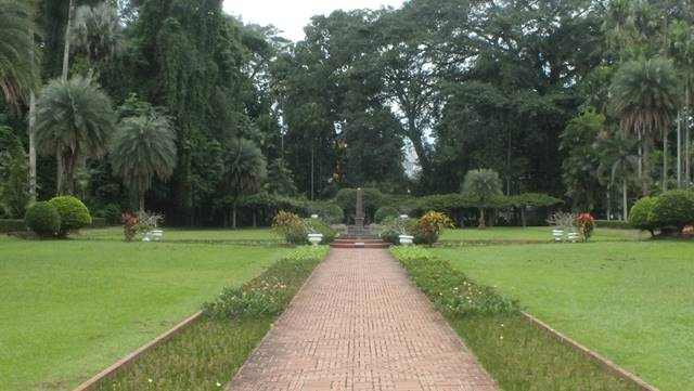 The Entrance Fee of Bogor Botanical Gardens 2