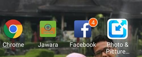 aplikasi jawara - Jelajah wisata dan belajar di kebun raya indonesia B