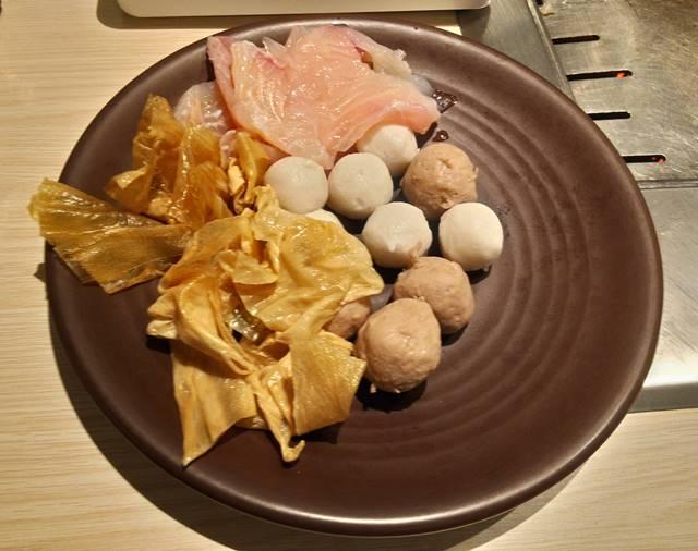 Menu Makanan Shabu Hachi Bogor