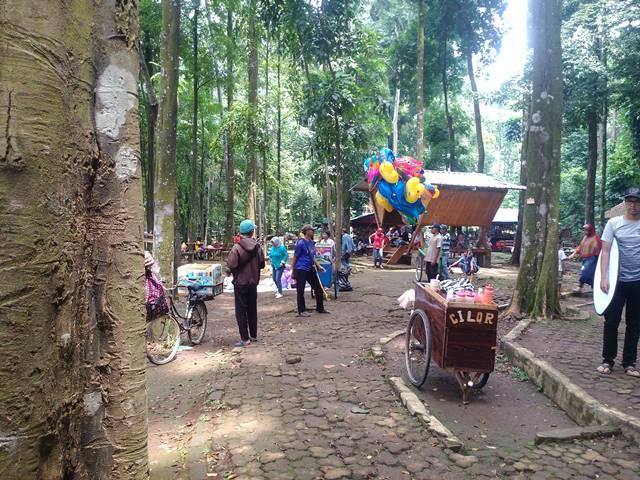 Ramainya Ekowisata Situ Gede dan Penangkaran Rusa Dramaga di Hari Minggu C