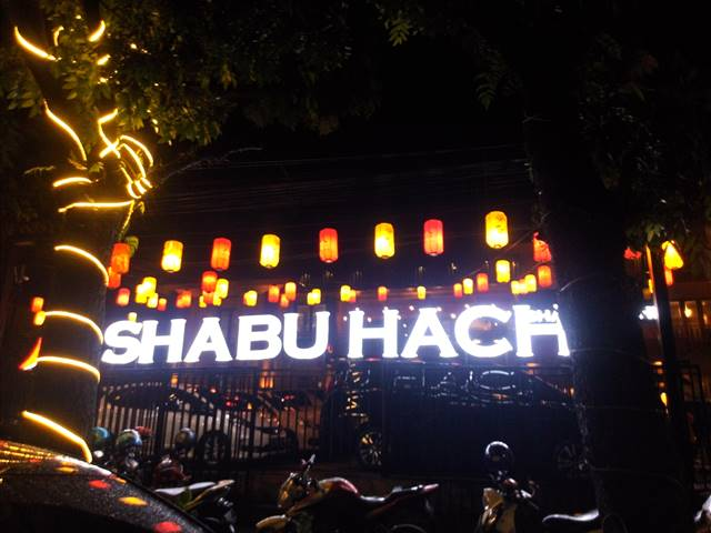 restoran shabu hachi all you can eat makan sepuasnya 3