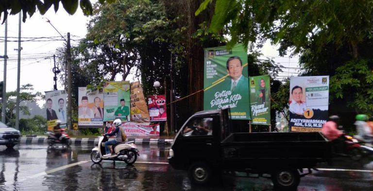 Bogor Di Masa Kampanye - Penuh Orang Tak Dikenal