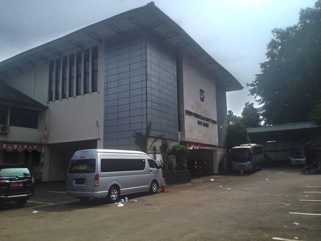 [KOK] Pusat Pemerintahan Kota Bogor Kotor Yah?