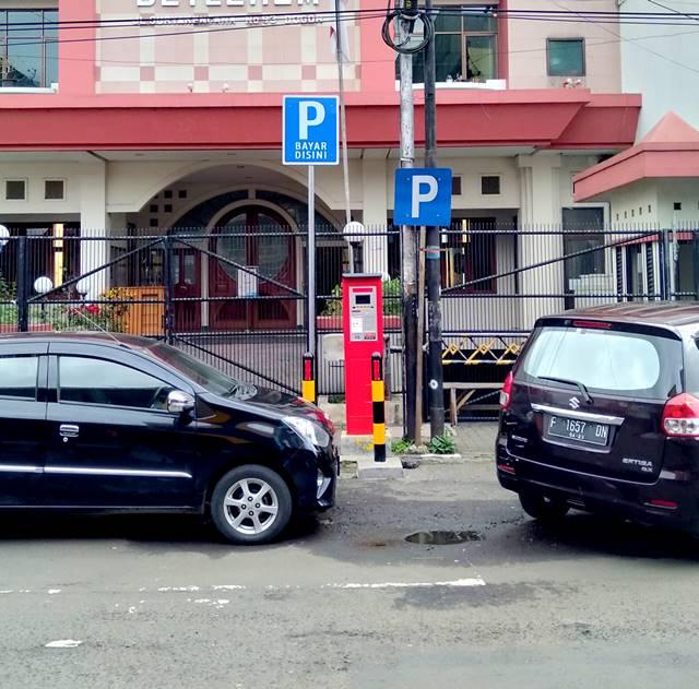 Parkir Elektronik Jalan Suryakencana – Siapkan e-Money Anda?
