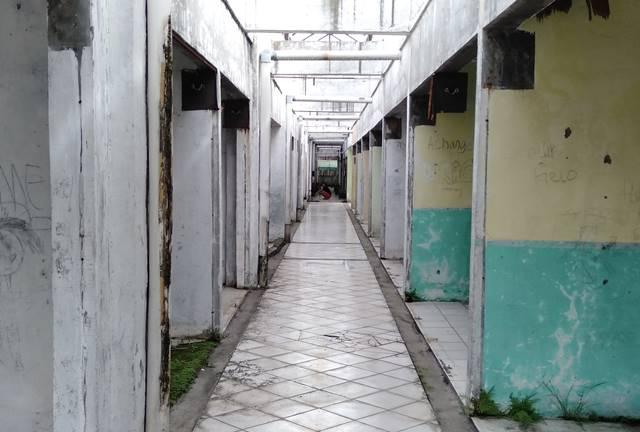 Pasar Laladon : Uang Rakyat Yang Tersia-Sia