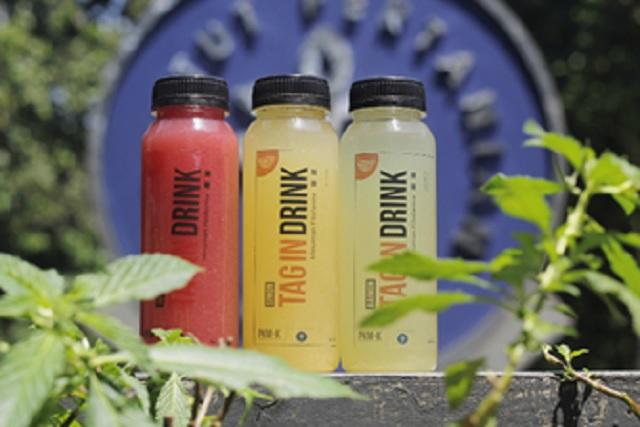 """""""Tag In Drink"""" Minuman Fitofarma Herbal Nusantara Inovasi Mahasiswa IPB"""