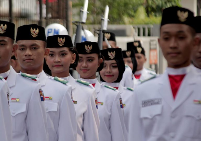 Pasukan Pengibar Bendera (Paskibra) Kota Bogor (2019) – Good Job !