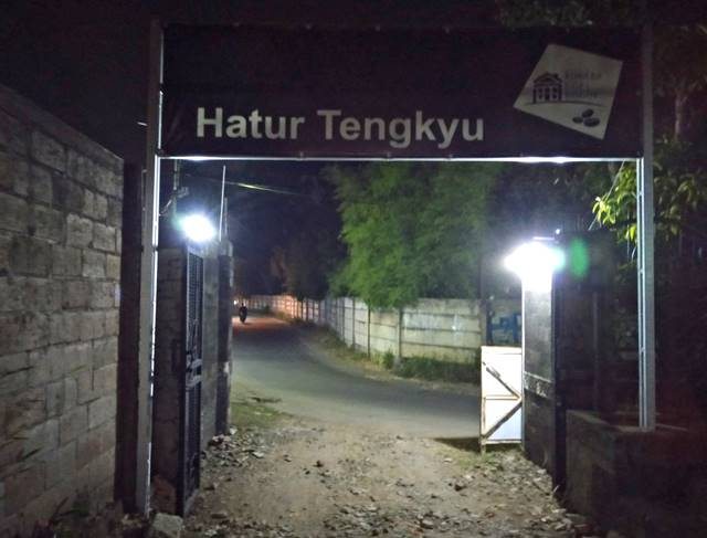 Hatur Tengkyu : Bahasa Campuran Cermin Masyarakat Bogor Saat Ini
